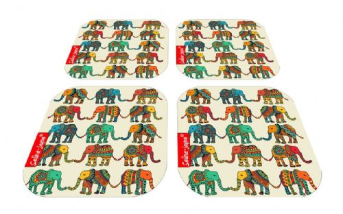 Selina-Jayne Elephants Limited Edition Designer Coaster Gift Set